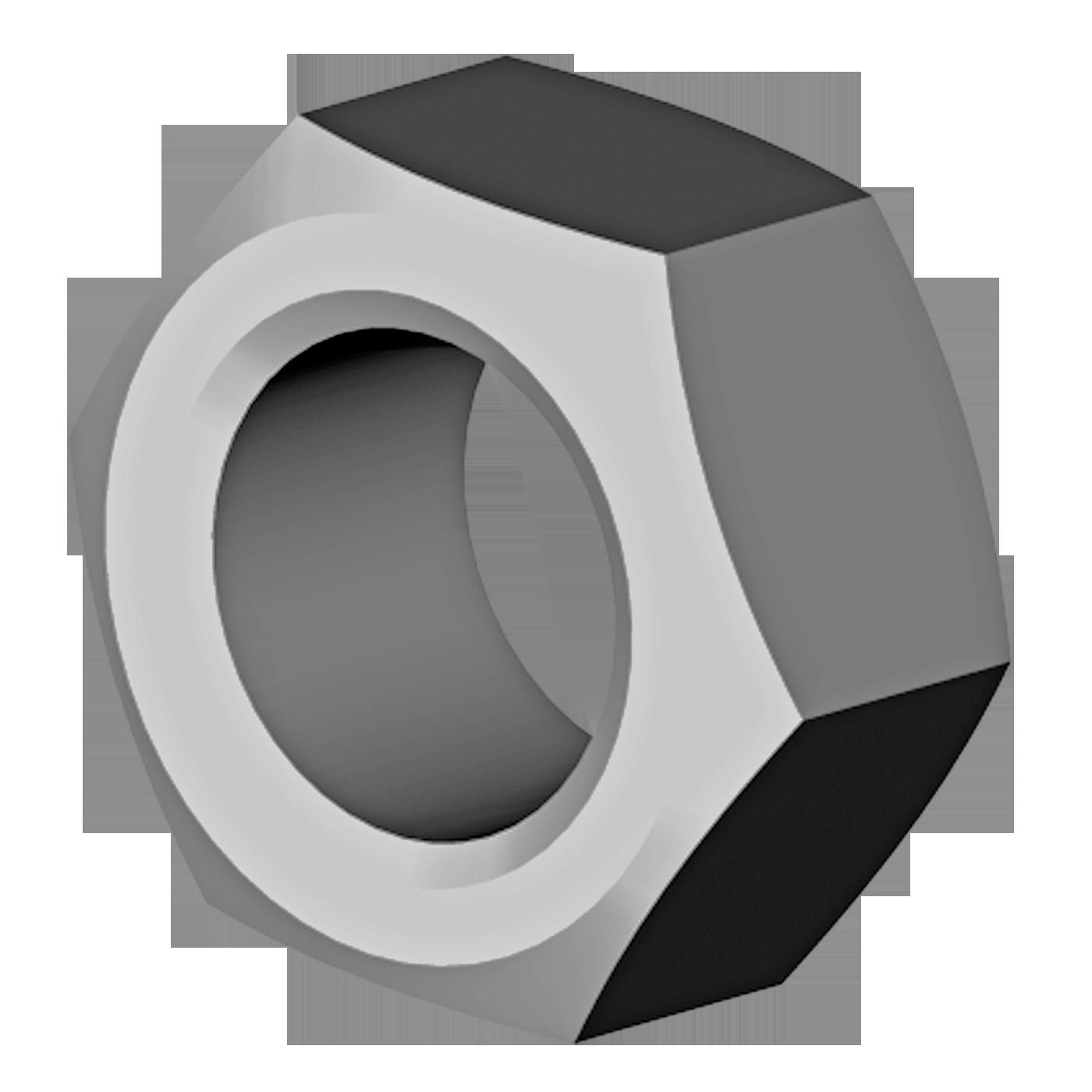 Die Muttern nach DIN 934 sind Sechskantmuttern, die mbo Oßwald ergänzen im Produktprogramm hat. Sie werden häufig zum Kontern verwendet, z.B. bei Gelenkstangen oder werden bei Winkelgelenken nach DIN 71802 lose mitgeliefert.