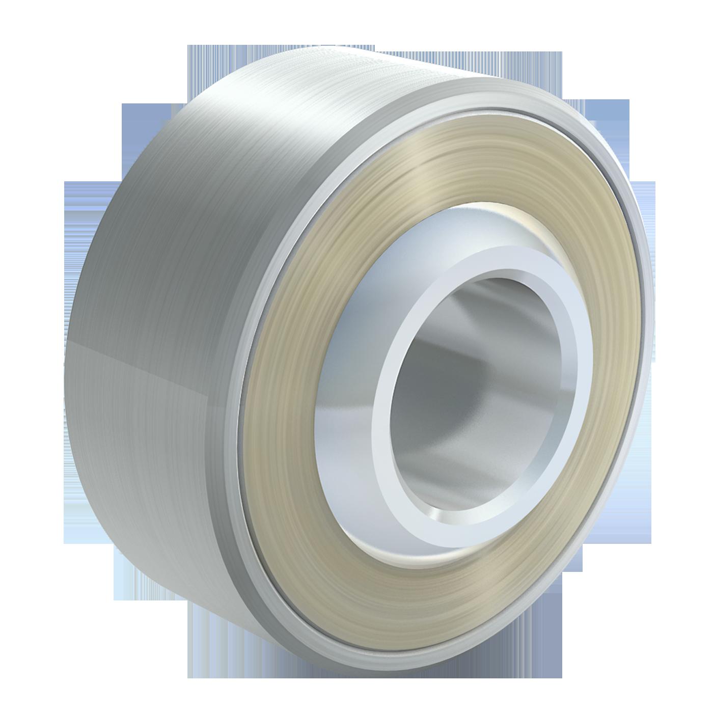Gelenklager, DIN 12240-1 (DIN 648), Maßreihe K, hat mbo Oßwald ergänzend im Standard-Gelenkkopf Programm. Diese Ausführung ist komplett in Edelstahl und wartungsfrei.