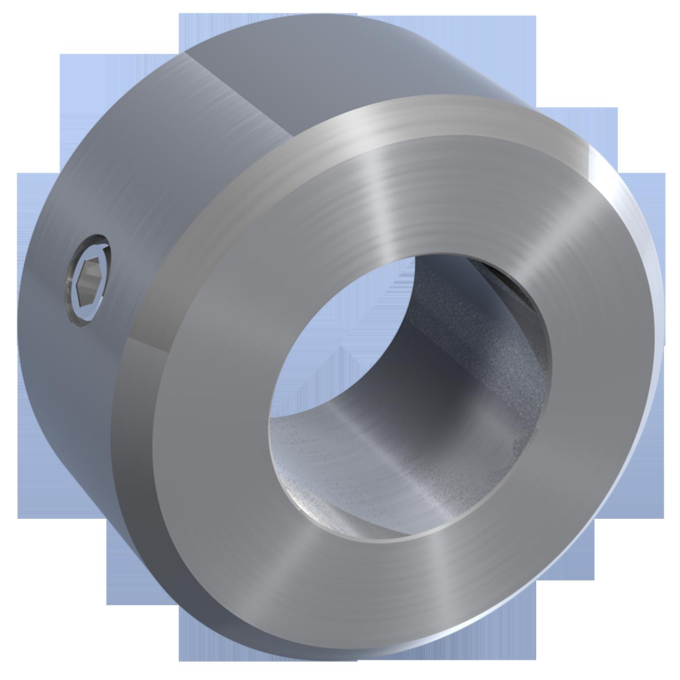mbo Oßwald liefert Stellringe, Stellring, nach DIN 705 Form A, mit Gewindestift. mbo Oßwald bietet diese Maschinenelemente in Material Stahl und Edelstahl an.