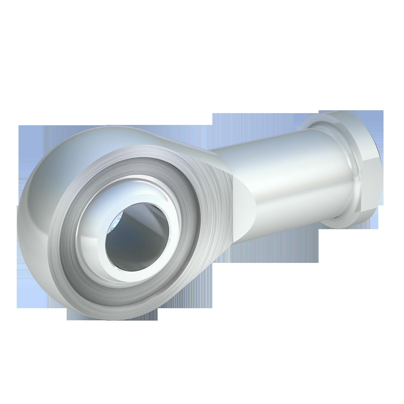 mbo Oßwald bietet Gelenkköpfe DIN 12240-4 (DIN 648) Maßreihe K in Stahl/Stahl Ausführung an. Diese gibt es mit Innengewinde, nachschmierbar, Werkstoff Stahl verzinkt.