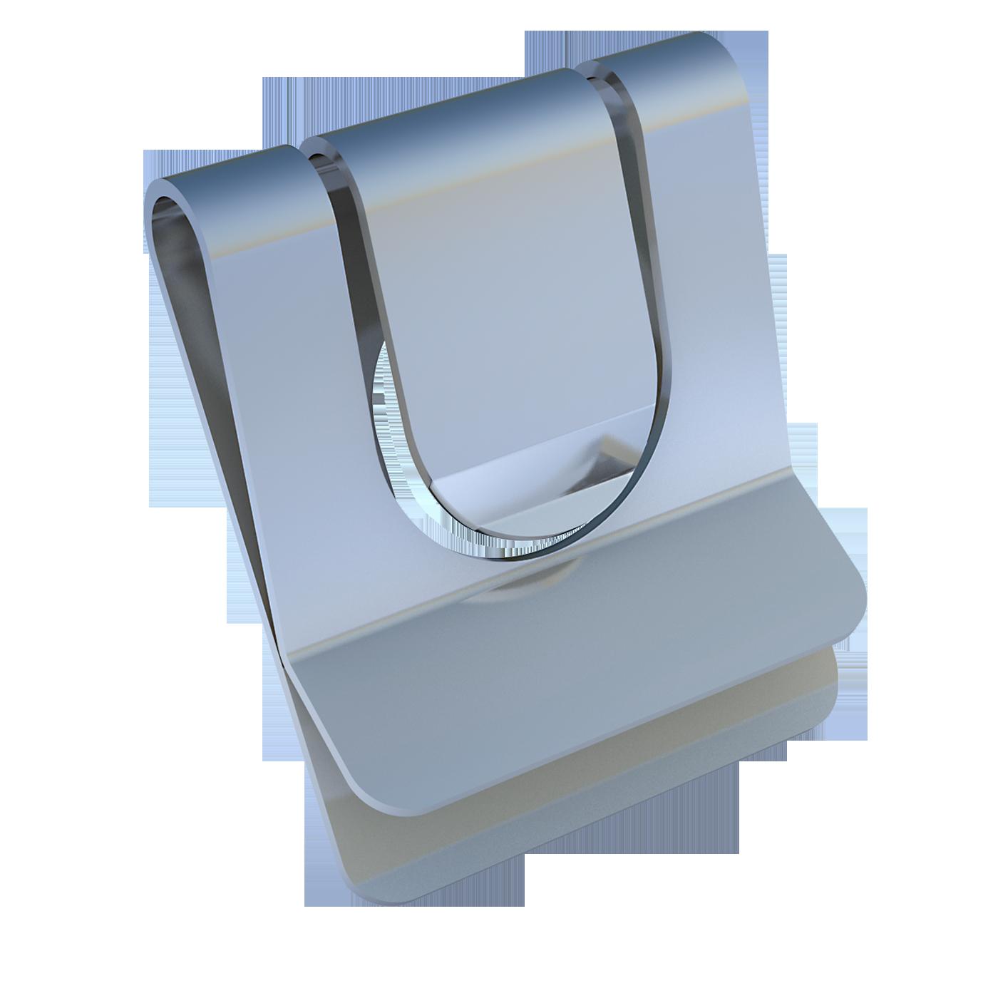 mbo Oßwald ist Anbieter von Bajonett-Clipsen, Bajonett-Clip für Bolzen und Wellen mit Nut, bzw. Einstich. Diese werden aus Federbandstahl hergestellt.