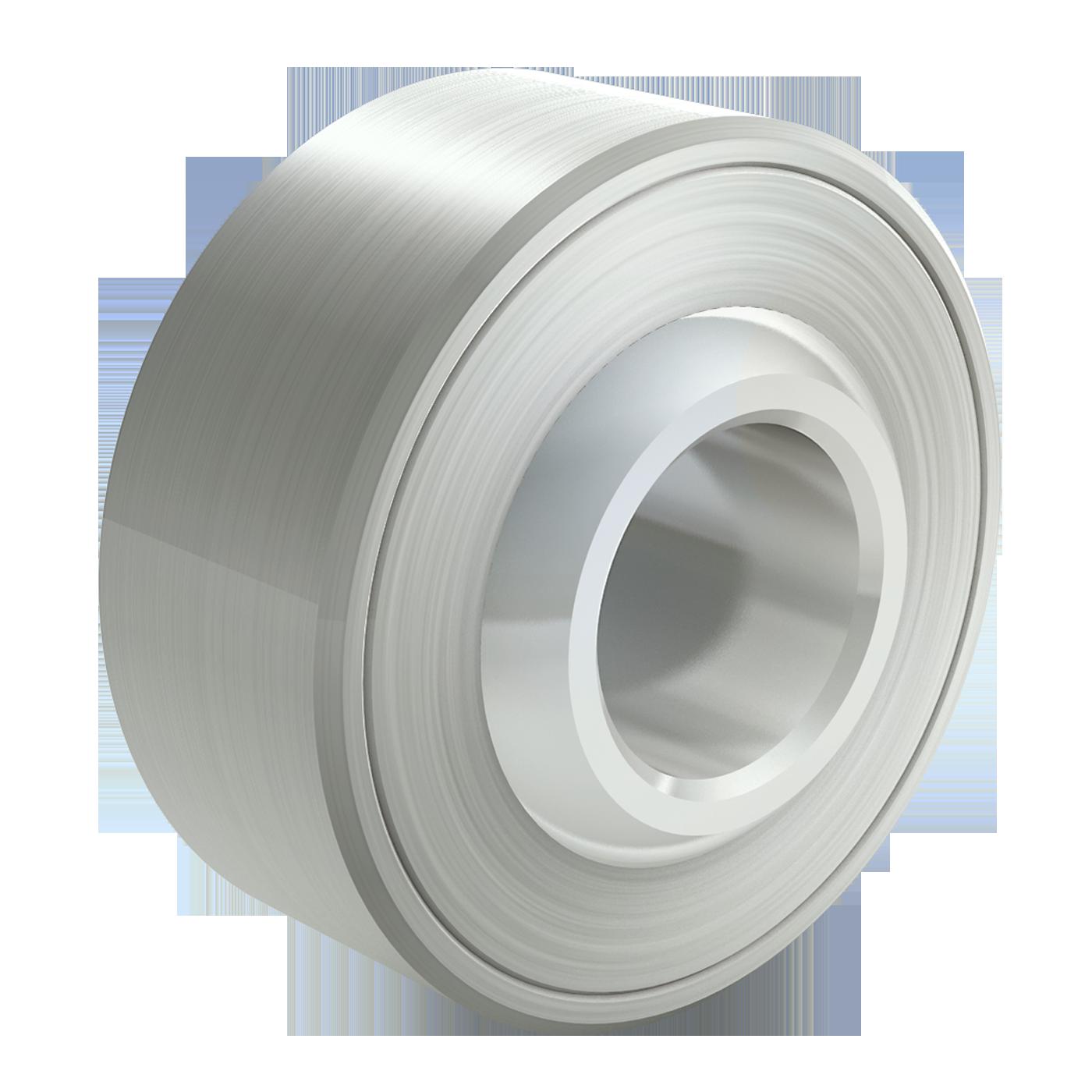 Pivoting bearings DIN ISO 12240-1 (DIN 648) K series maintenance-free version